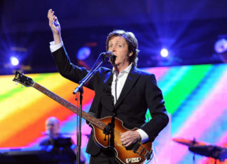Paul McCartney. Fonte: www.livenation.com