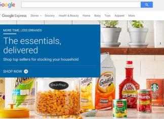 Compras no Google Express
