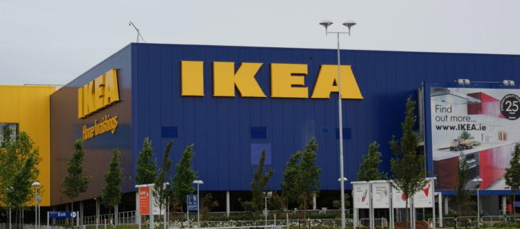 Compras de moveis na Ikea