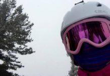 Equipamento de ski