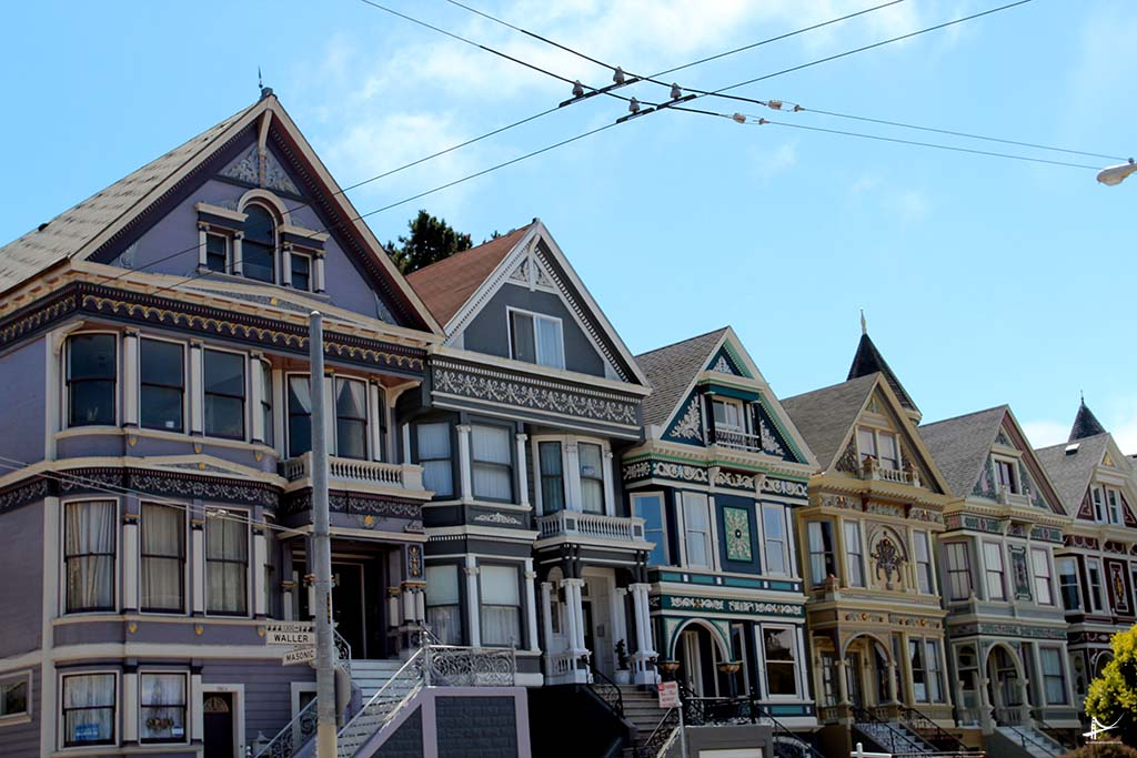 Painted Ladies - as famosas casas de San Francisco