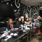 Aula de maquiagem na MAC em San Francisco
