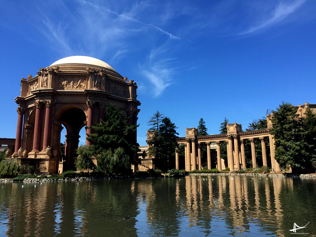 Palace of Fine Arts _SF