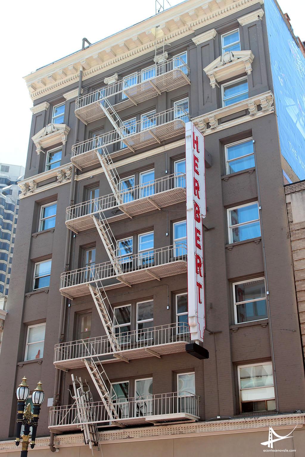 Residência estudantil - The Herbert em San Francisco