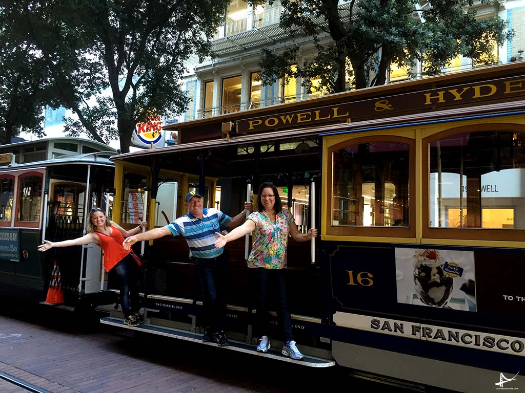 Family no cable car