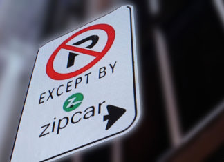 Zipcar - San Francisco