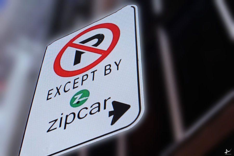 Zipcar - San Francisco