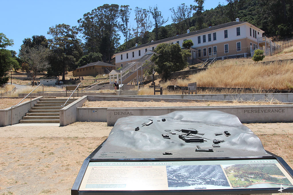 Immigration Station - Angel Island