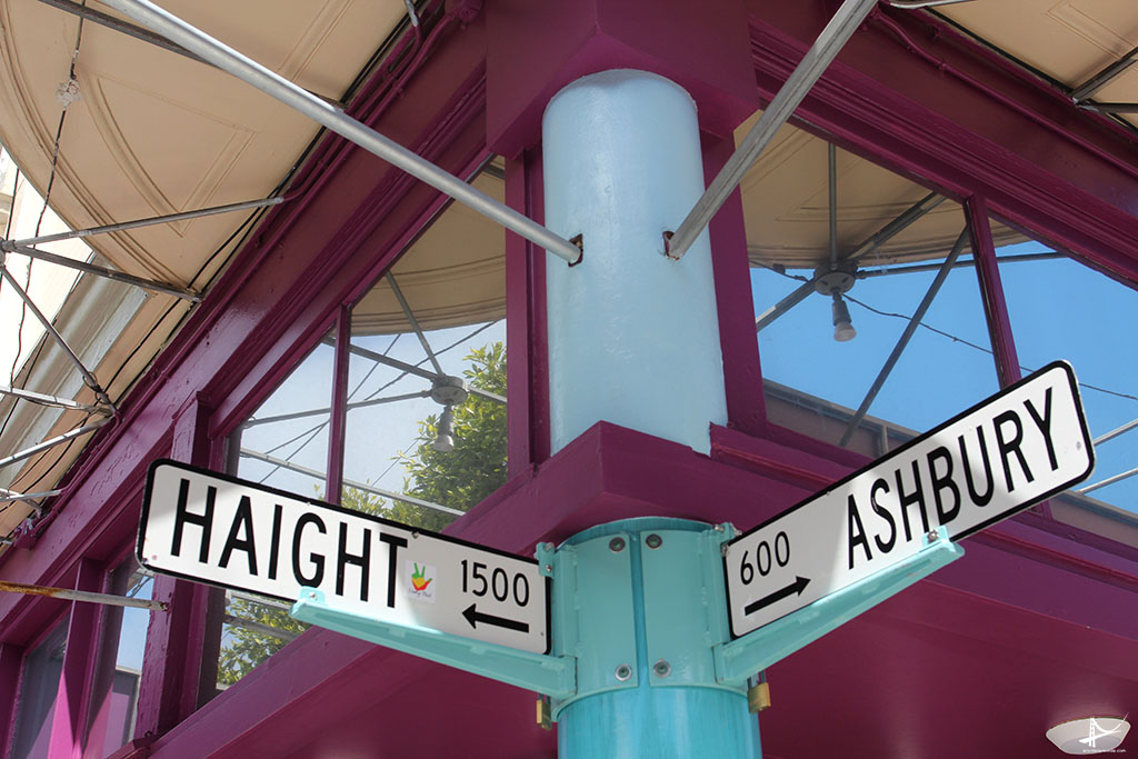 Esquina da Haight- Asbury