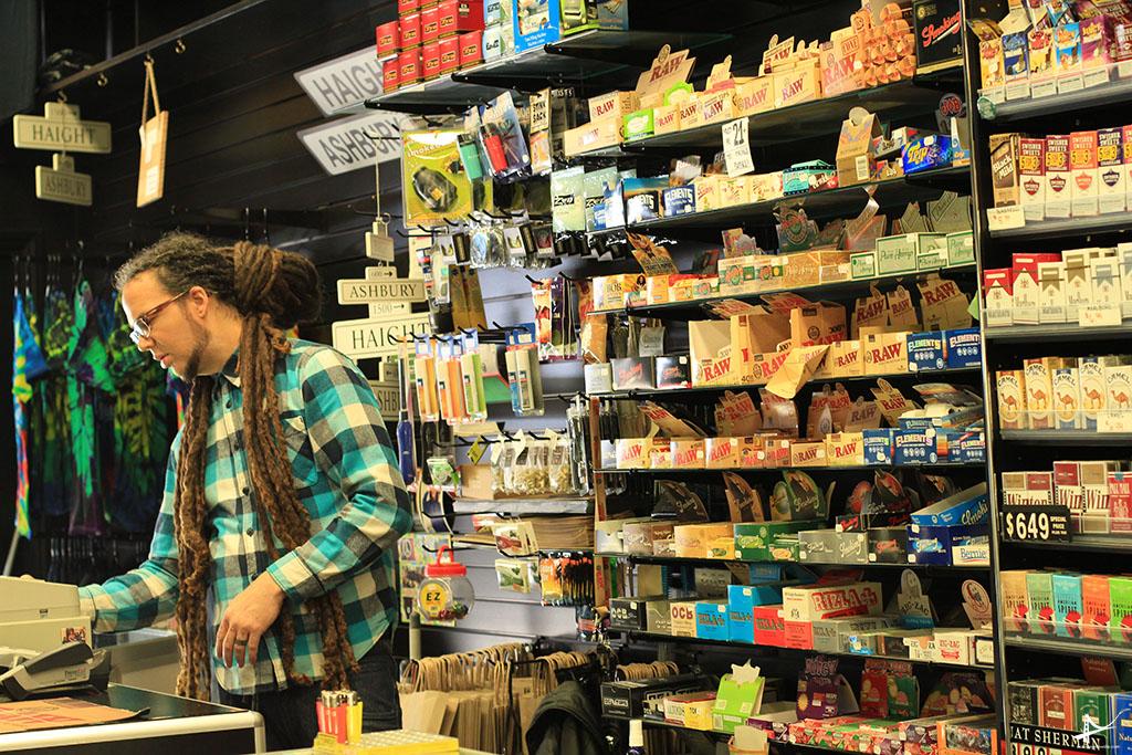 Lojas pra quem curte um cigarrinho