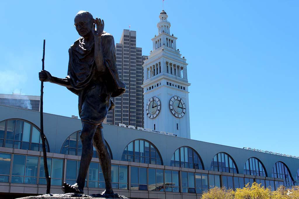 Gandhi no Ferry Building