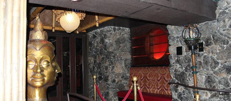 Tonga - Bar do Fairmont Hotel