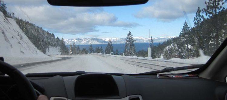 Cuidados para dirigir na neve