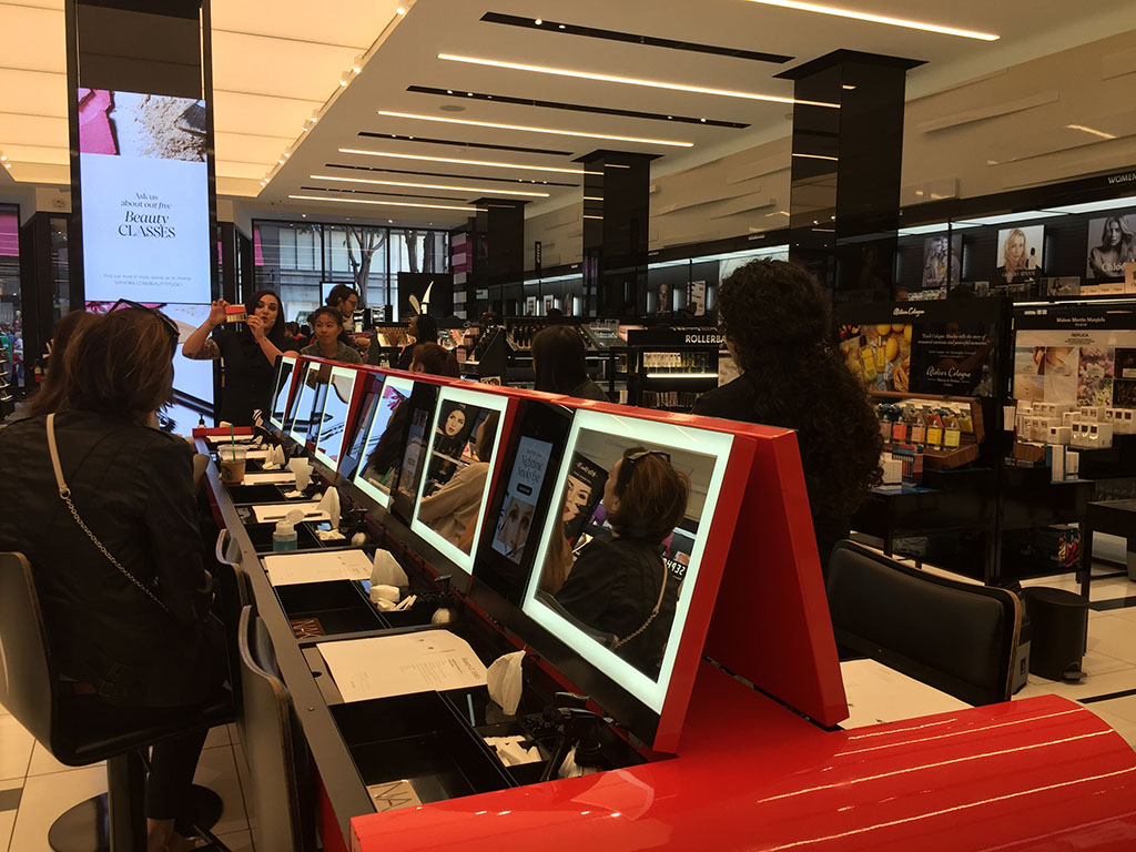 Sephora na Union Square