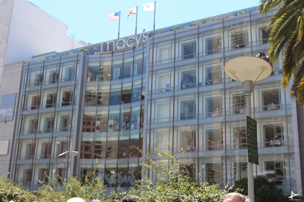 Macys na Union Square