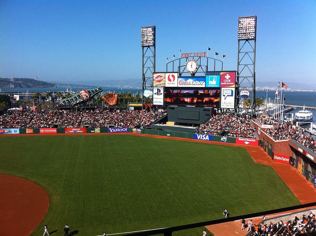 AT&T Park em San Francisco