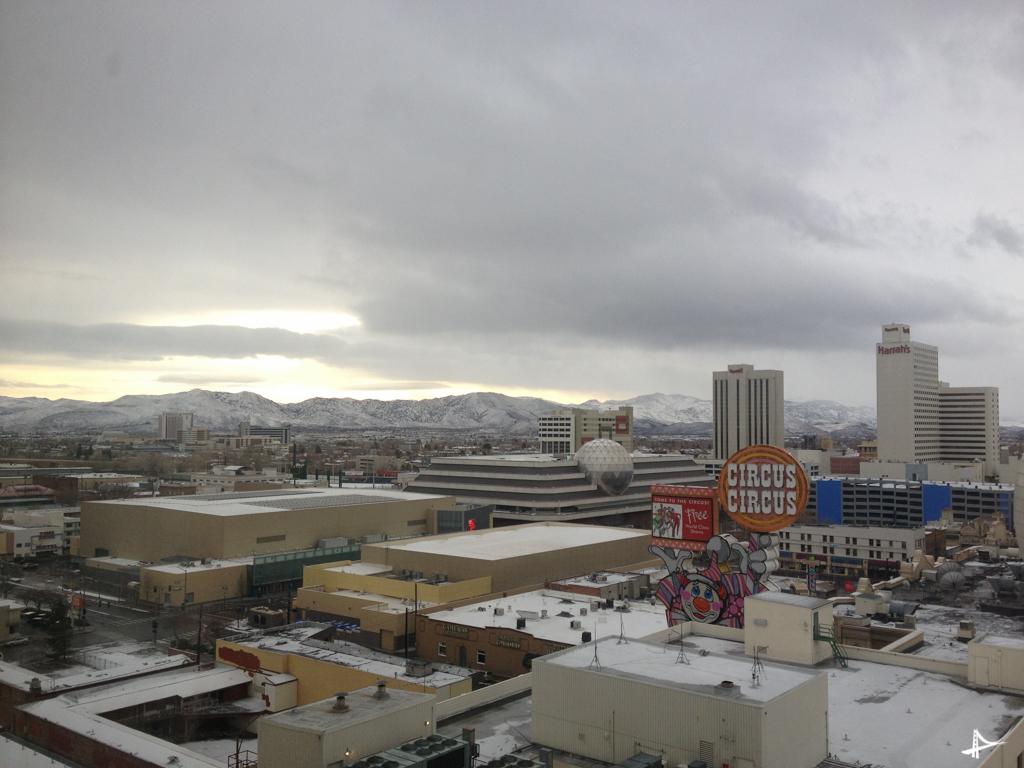 Reno opcao de hospedagem economica proxima a Tahoe