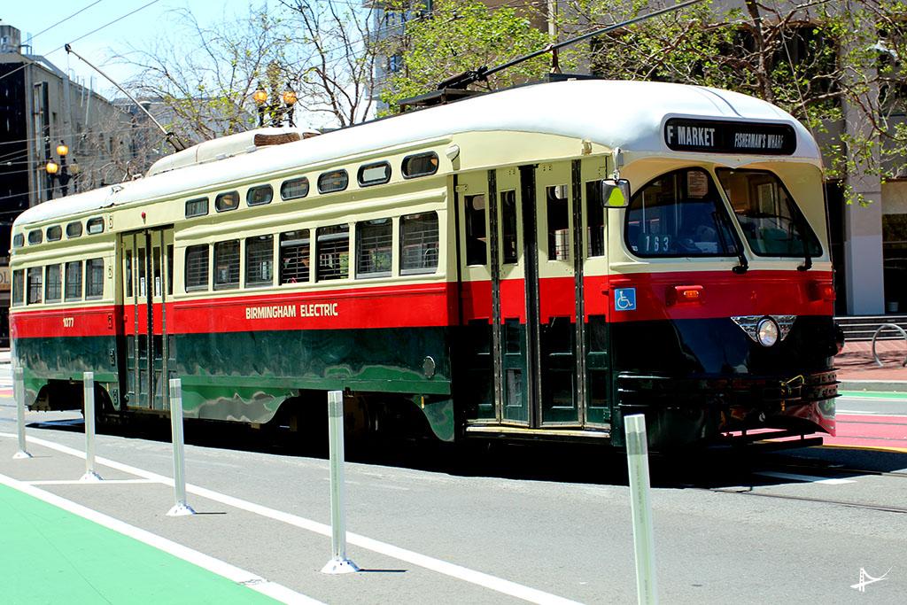 Transporte em San Francisco