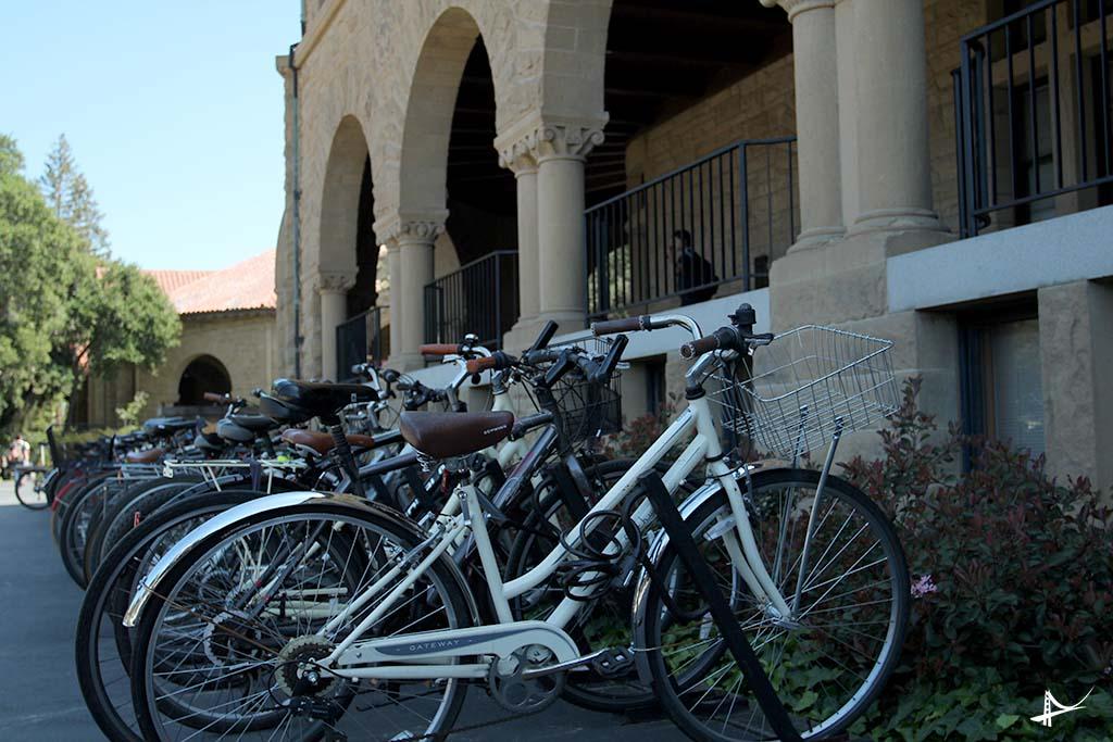 Stanford e as bikes