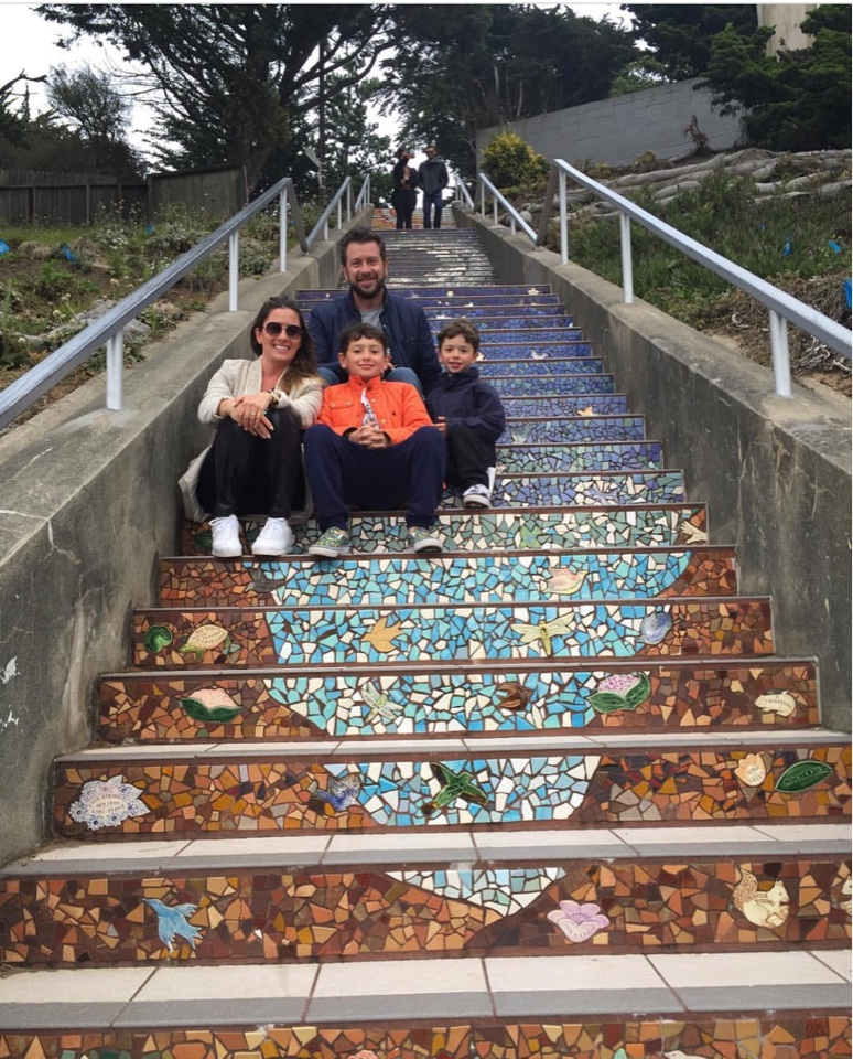 Step Tiled em San Francisco