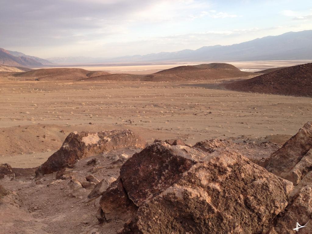 Deserto na California