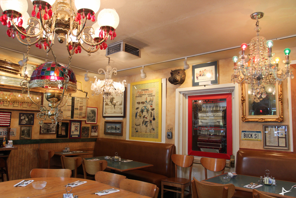 Bucks restaurante