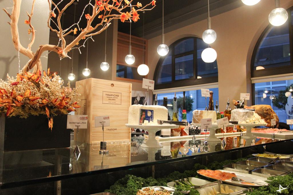 Gourmet Bar na Galeto