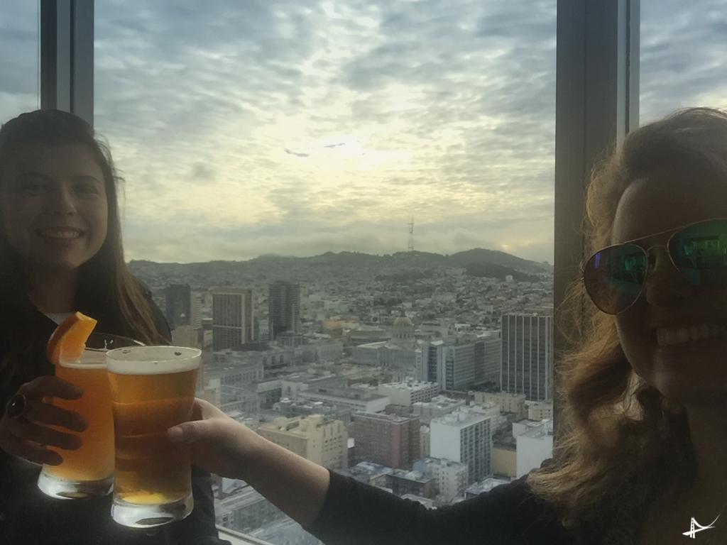 CityScape bar do Hilton em San Francisco