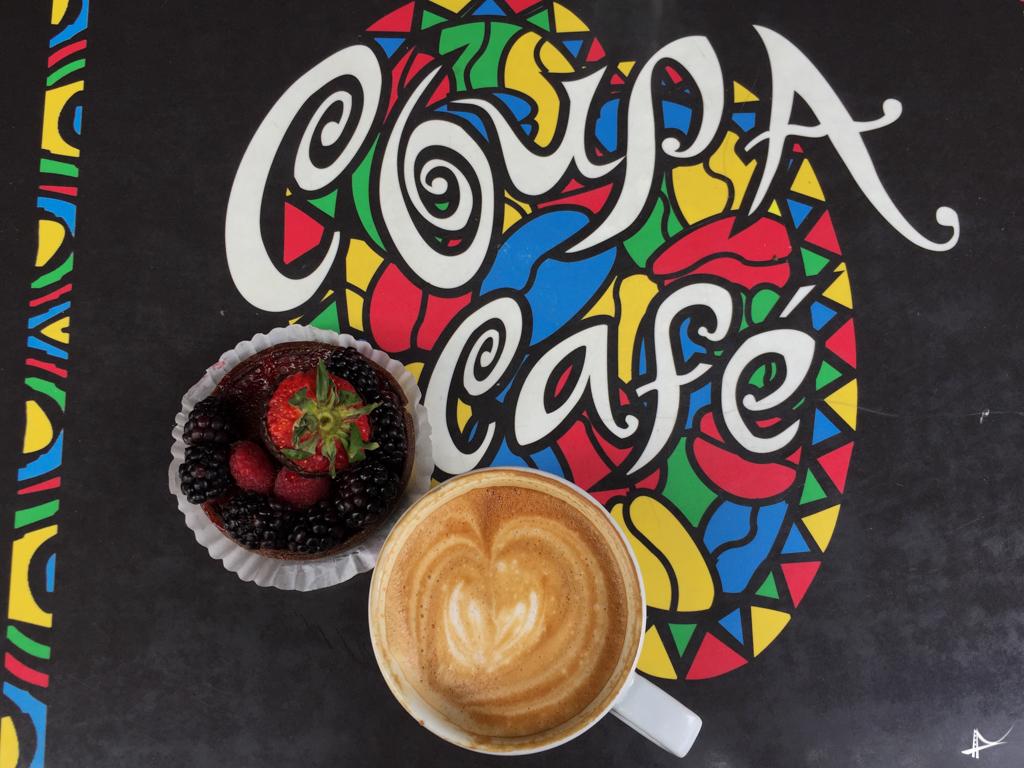 Lanchinho no Coupa Cafe