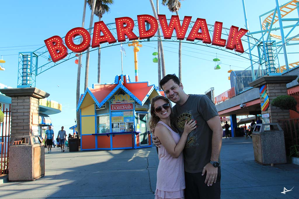 Boardwalk Santa Cruz