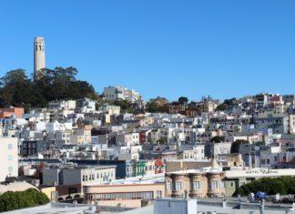 Coit Tower em San Francisco