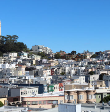 Coit Tower em San Francisco