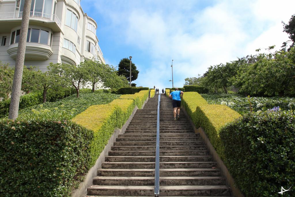 Lyon Steps em San Francisco