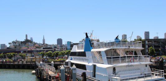 Passeio de barco em San Francisco