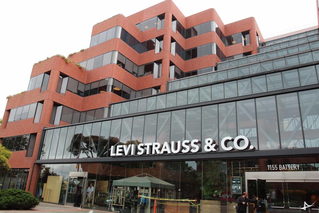 Sede da Levi's em San Francisco