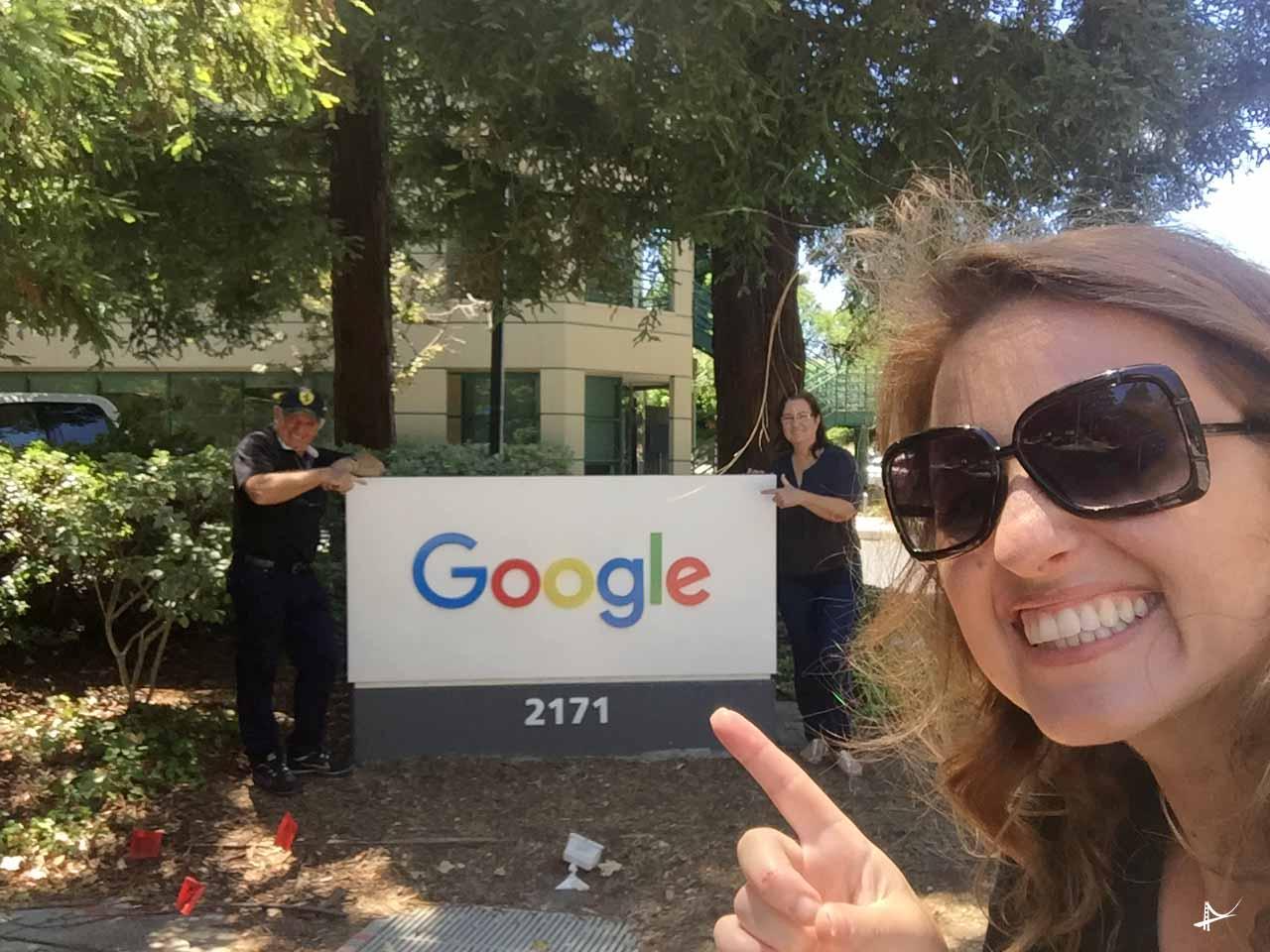 Visita na Google