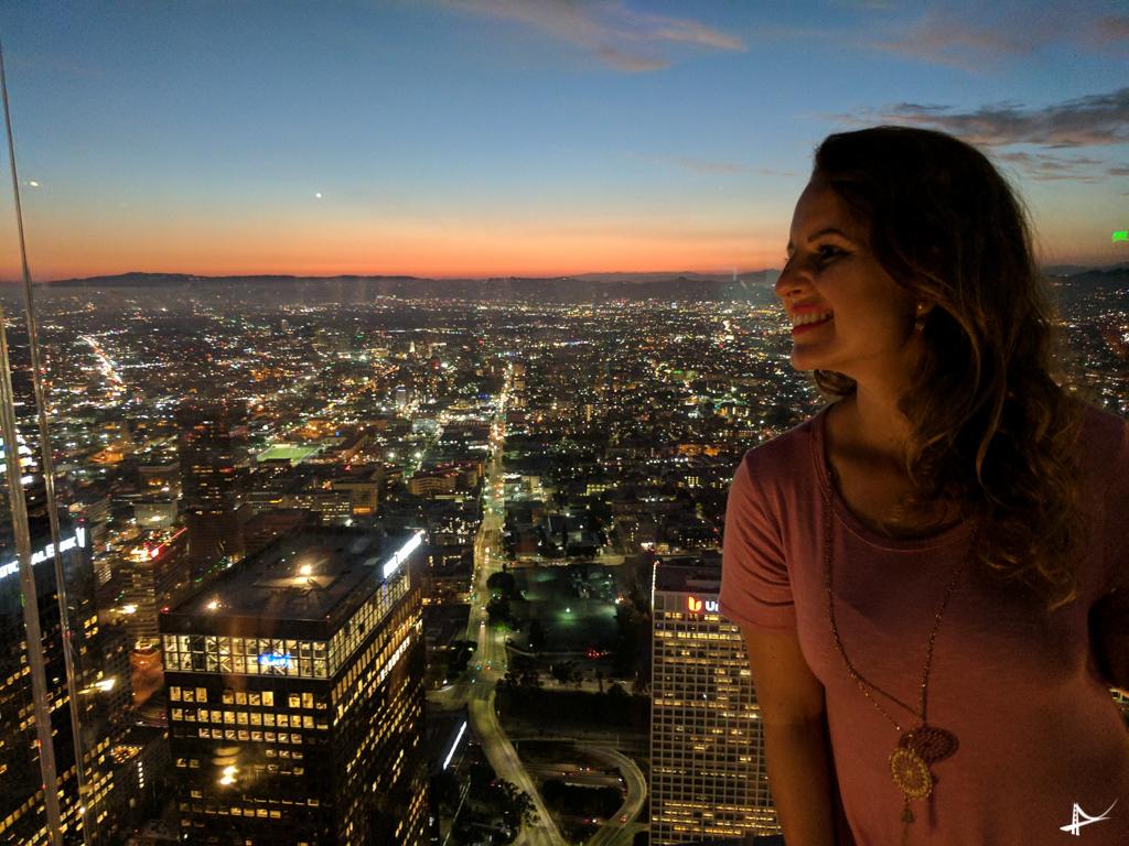 Skyspace em Los Angeles