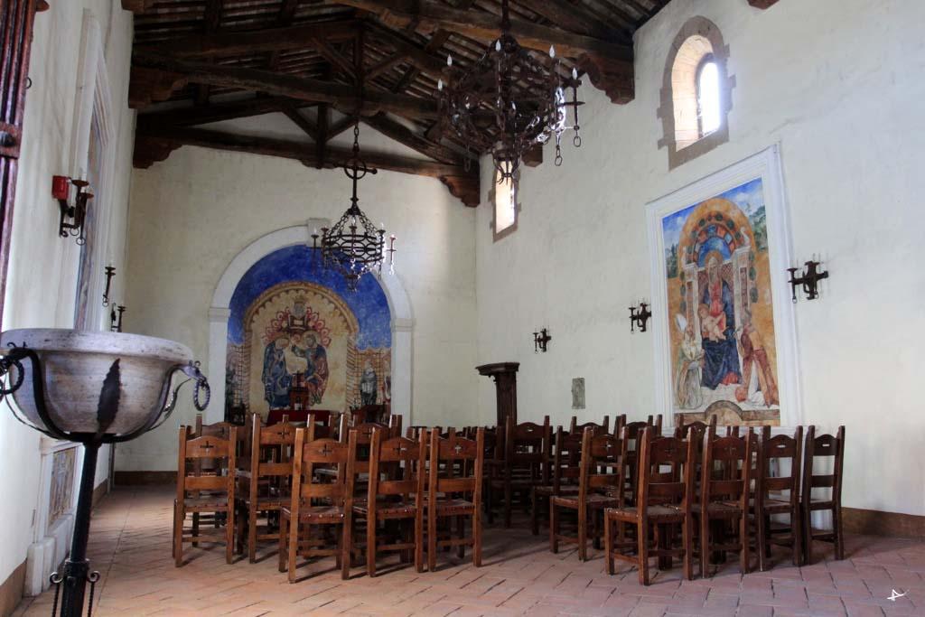 Capela Castelo di Amorosa