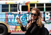 Tour no Magic Bus em San Francisco