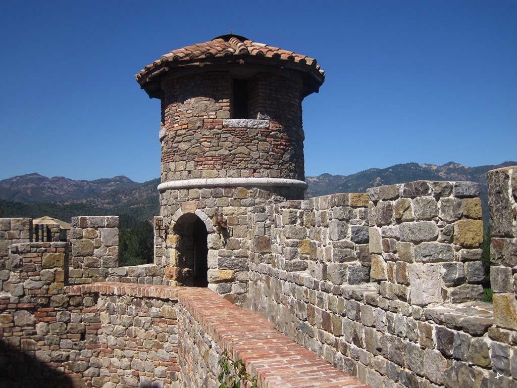 Castelo di Amorosa