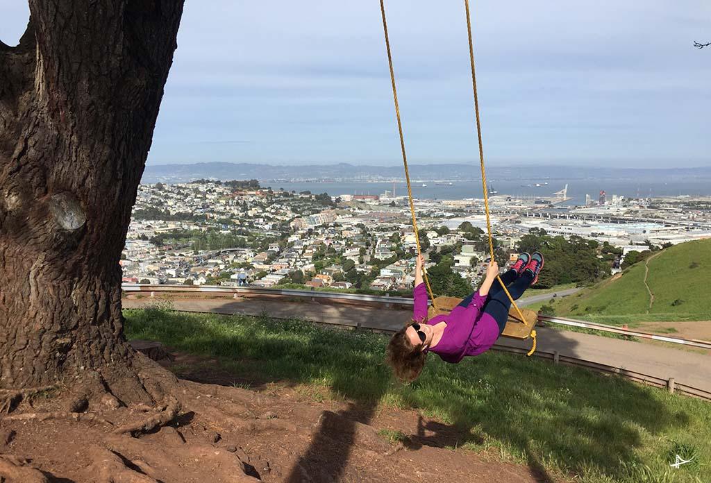 parques com as melhores vistas de San Francisco