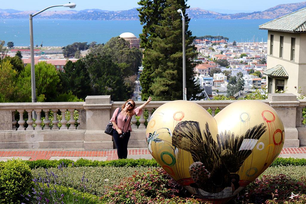 melhores vistas de San Francisco