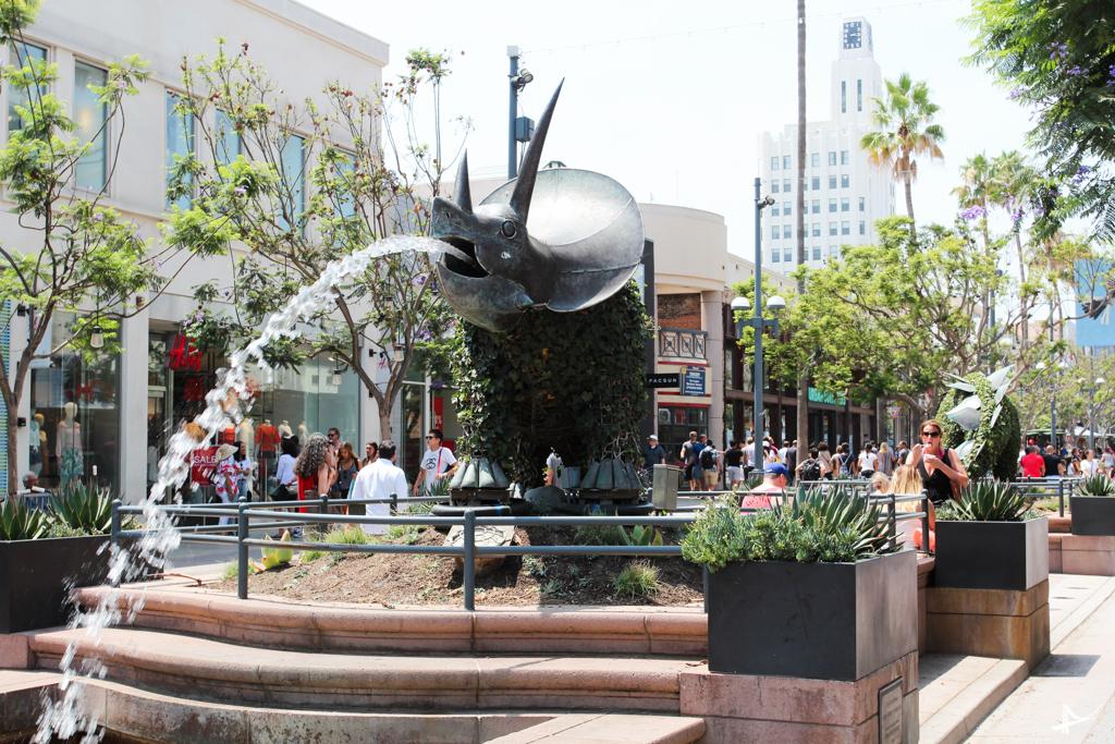 Third Promenade em Santa Monica
