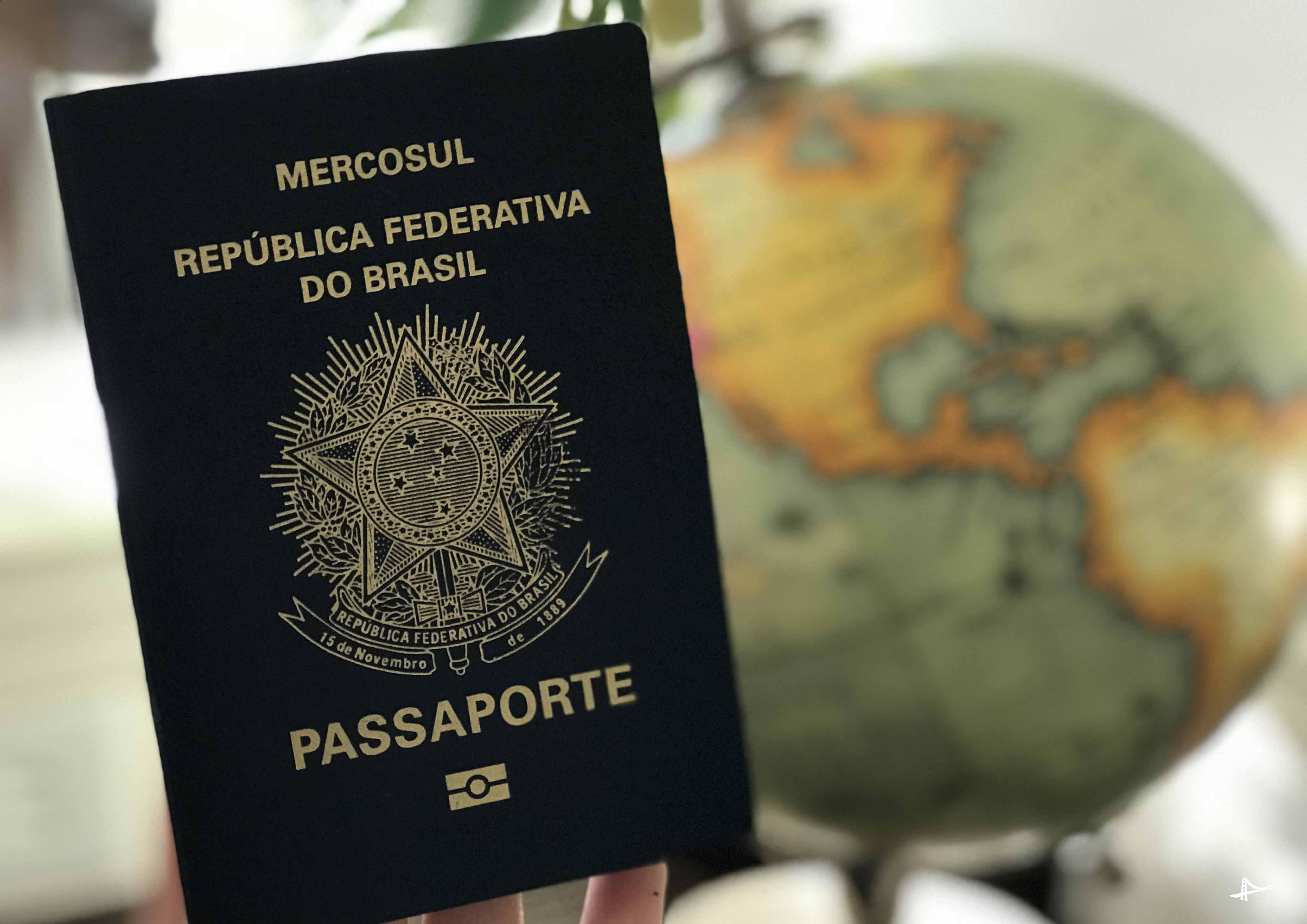 Como fazer o passaporte