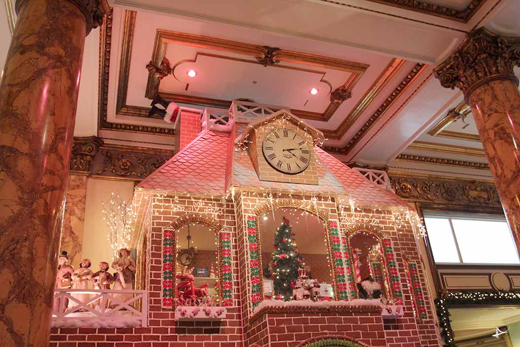 Gingerbread House do Fairmont