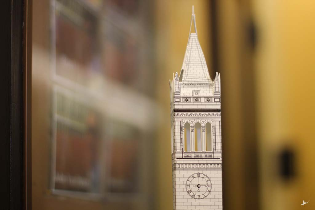 Sather Tower - a Torre de Berkeley