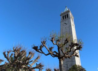 Sather Tower em Berkeley
