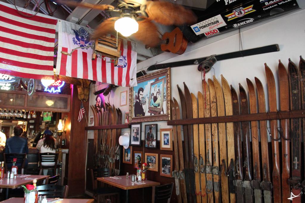 Rosie's Cafe em Tahoe City