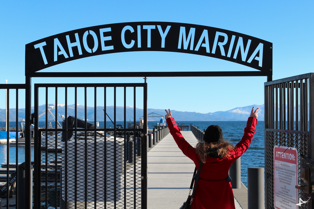 Marina de Tahoe City em North Lake Tahoe