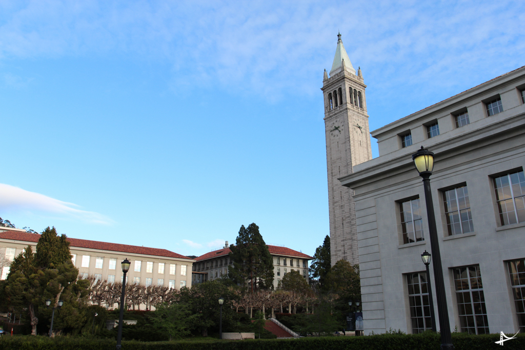 Torre da Universidade de Berkeley